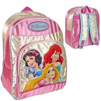 Disney Princess - Mochila G Princess - Color : Rosa: Amazon.es: Juguetes y juegos