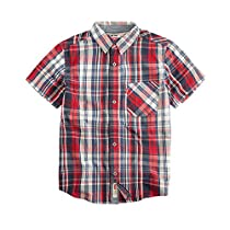 Levis BigBoys The Smith Short Sleeve Shirt