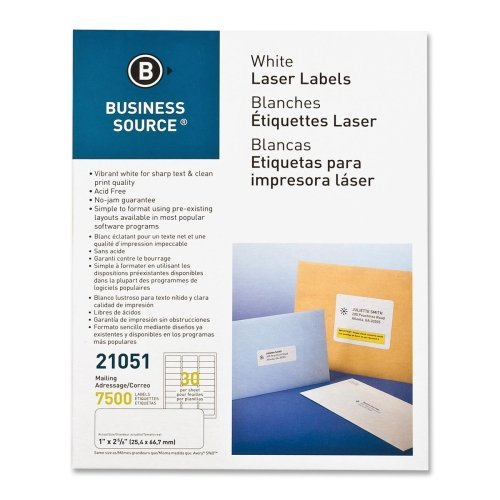 BSN21051 - Business Source Mailing Label by Business Source (Image #1)