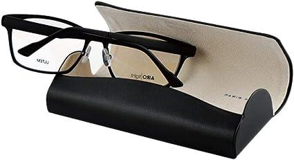 HQWLCIYD Estuche para lápices Estuche para lentes de color Color Cuero Hombres y mujeres Estudiantes Estuche para gafas Myopia, Style4: Amazon.es: Oficina y papelería