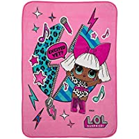 L.O.L. Surprise! Diva Character Kids Bedding Ultra Soft...
