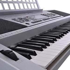 portable electric keyboard 61 keys mk939 musical instruments. Black Bedroom Furniture Sets. Home Design Ideas