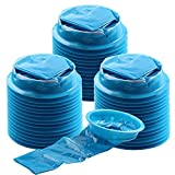 YGDZ Top Quality 45 Pack Blue Emesis Bags Blue Waste Disposal Bags Shipping by FBA