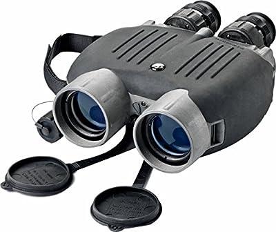 Fraser Optics Stedi-Eye 14x40 Bylite Gyro Stabilized Binocular, Black-Gray, Case and Pouch