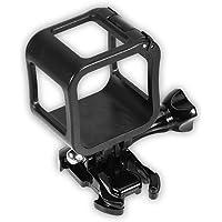 Pomya Carcasa Protectora de la cámara Marco de la Caja de la cámara Caja de la Caja con Montaje Flexible para Gopro Hero 4/5 sesión