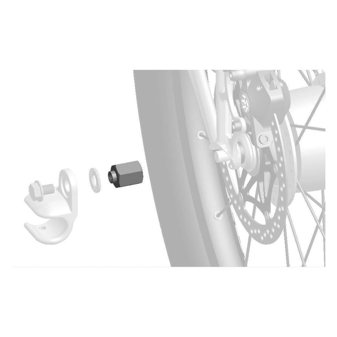 Thule Internal Hub Hitch Adapter - Shimano