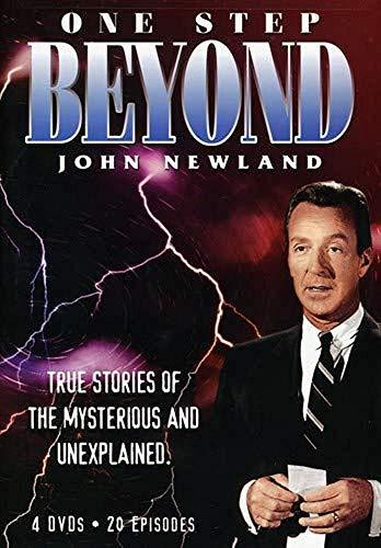 One Step Beyond 4-DVD Set
