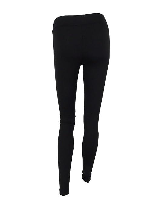 807ba419dbd3a INC International Concepts Women's Yoga Pants (XS, Deep Black) at Amazon Women's  Clothing store: