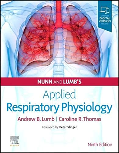 Nunn's Applied Respiratory Physiology eBook, 9th Edition - Original PDF