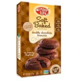 Enjoy Life Double Chocolate Brownie Soft Baked Cookies, Gluten, Dairy & Nut Free,  6-Ounce Boxes (Pack of 6)