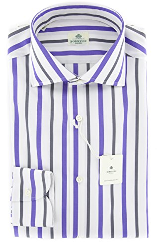 new-luigi-borrelli-purple-striped-extra-slim-shirt