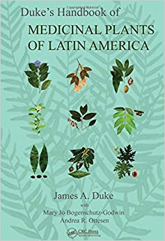 Book Duke's Handbook of Medicinal Plants of Latin America