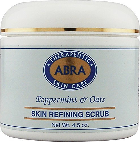 abra-therapeutics-skin-refining-scrub-peppermint-and-oats-45-oz