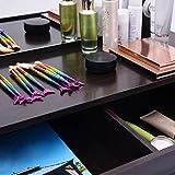 Luweki Vanity Set with Lighted Mirror, Makeup
