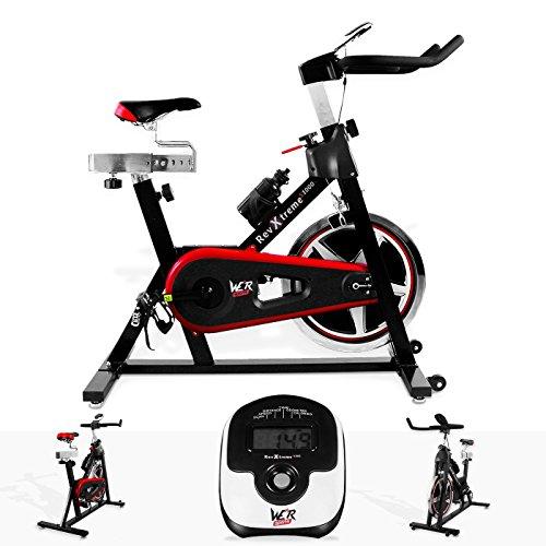 Heimtrainer-Fahrrad