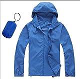 AV SUPPLY Men Women Windproof Rain Jacket Windproof Quick...