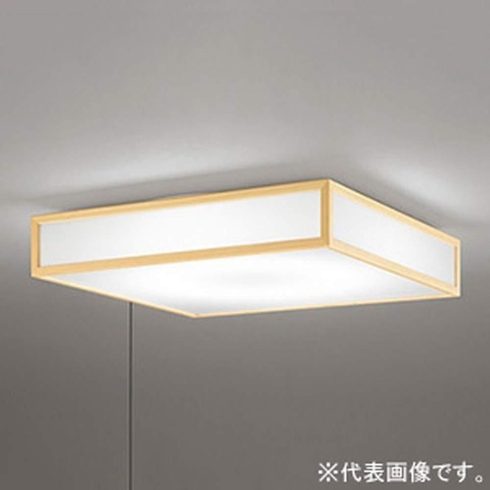 ODELIC(オーデリック) LED和風シーリングライト 【適用畳数:~4.5畳】 調光タイプ 電球色:OL291135L B01HR8V5TC