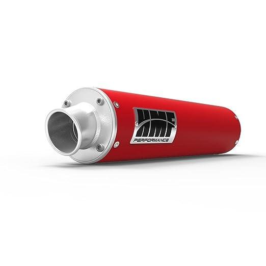 Kit básico de chorro, filtro de aire de espuma, serie de rendimiento roja deslizante en el tubo de escape, para Kawasaki KFX 700 2004 - 2009: Amazon.es: ...