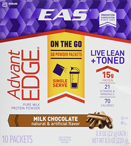 EAS Advantedge Protein Packets Chocolate