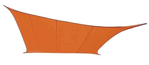 123 opinioni per Tenda a Vela Kookaburra per Feste resistente all'acqua- Quadrato- 3,0 m –