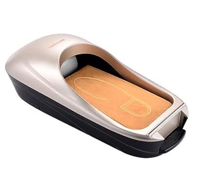 Máquina para cubrir zapatos,Dispensador de Cubiertas de Zapatos,desechable Cubrezapatos para pedalera 50