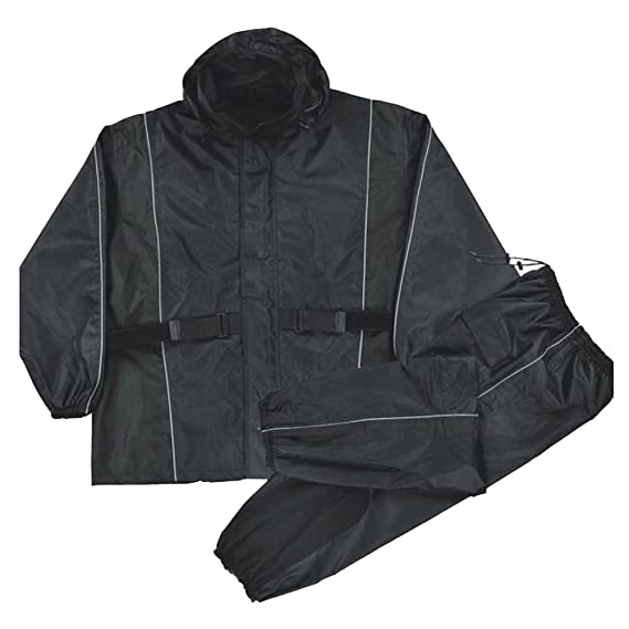 Amazon.com: NexGen traje impermeable para lluvia para hombre ...