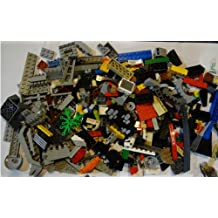 Lego Big Bulk Lot - 1 Pound NEW Random Bricks , Some From Star Wars Sets, Some Specialty Pieces, About 400 - 450 Pieces , Free Random Mini Figures (About 400 Pieces)