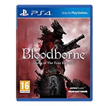 Bloodborne: Game of the Year Edition - Playstation 4