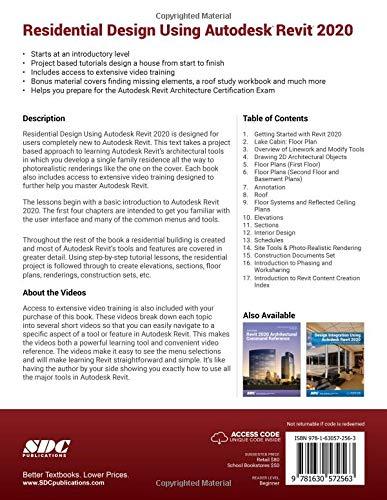 Buy Residential Design Using Autodesk, 2020 Book Online at