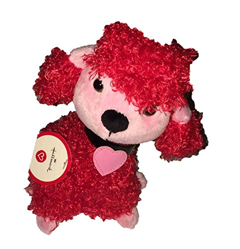 Red Poodle Plush (Hallmark Red Poodle Plush)