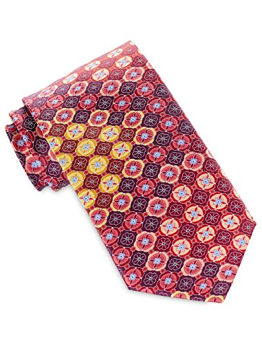 Geoffrey Beene Print Tie - Geoffrey Beene Pop Print Neat Tie