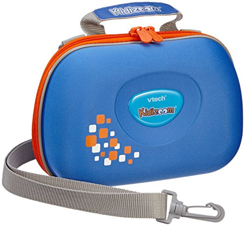 Vtech - 201803 - Kidizoom Hard Case Blue - Kid Tough Digital Camera Case
