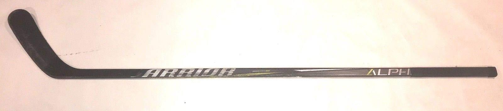 Thomas Vanek Game Used Stick DETROIT RED WINGS 2018 2019 Warrior Alpha Game Used NHL Sticks