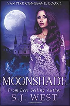 Moonshade (Book 1, Vampire Conclave): Volume 1