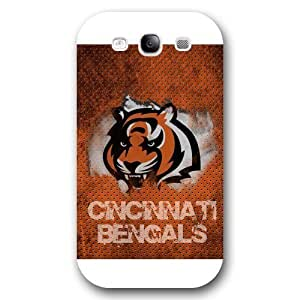 Customized NFL Series For Iphone 6Plus 5.5Inch Case Cover NFL Team Cincinnati Bengals Logo For Iphone 6Plus 5.5Inch Case Cover Only Fit for For Iphone 6Plus 5.5Inch Case Cover (White Frosted Shell)