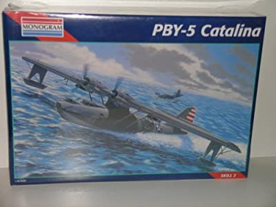 Monogram PBY-5 Catalina