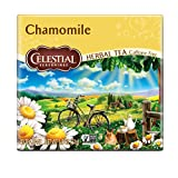Celestial Seasonings Chamomile Herbal Tea, 40 Count