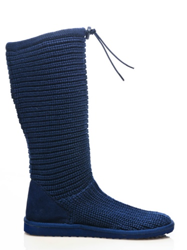 Botas - 4249-knitsuew Navy