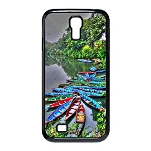 Canoe Brand New Cover Case with Hard Shell Protection for SamSung Galaxy S4 I9500 Case lxa#246576