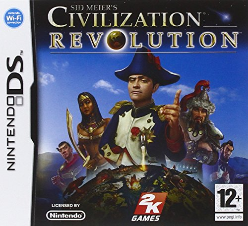 Sid Meier's Civilization: Revolution (Nintendo DS) (Video Game Revolution)