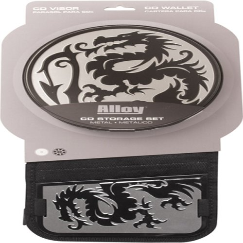 UPC 760281820024, COMPUTER EXPRESSIONS 82002 Alloy CD Storage Set ( Dragon )