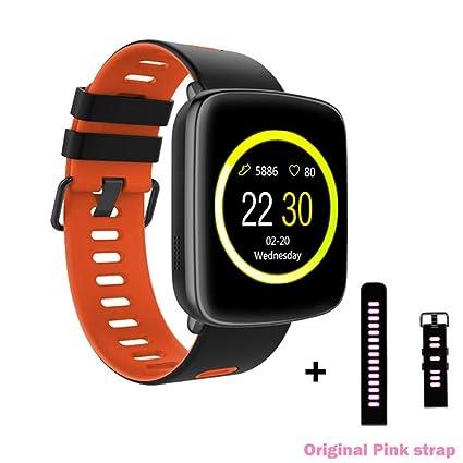 VERYMIN Reloj Inteligente Smart Watch IP68 a Prueba de Agua ...