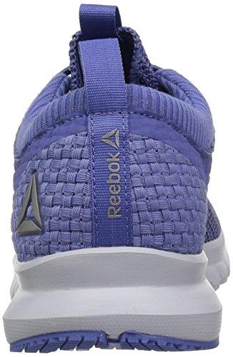 Reebok Delle Donne Di Stampa Athlux Tessere Sneaker Lilla Ombra / Nuvola Grigia / Bianca / Peltro