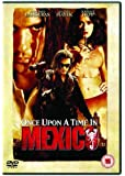 Once Upon a Time in Mexico [DVD] [2011]