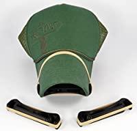3 BLACK Visor Benders Baseball Golf Tennis Trucker Hats Perfect Curve Bill Forming. Visor curler, Bill curler, Hat curler.