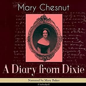 A Diary from Dixie Audiobook