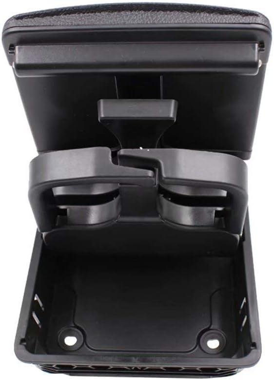 Consola central plegable Portavasos trasero para Golf 5 6 ...
