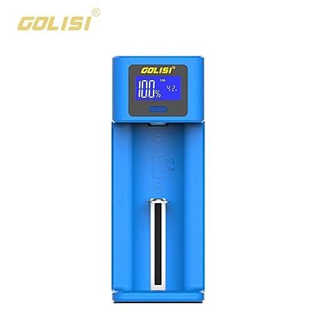 Cargador Inteligente i1 Golisi Pantalla LCD Cargador de ...