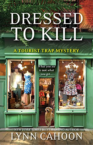 Dressed Kill Tourist Trap Mystery ebook product image