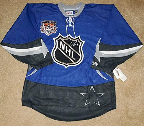 2002 Nhl All Star Jersey - Jeremy Roenick Autographed Jersey - 2002 NHL All STAR W PROOF! - Autographed NHL Jerseys